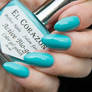 Mint green crelly by el corazon